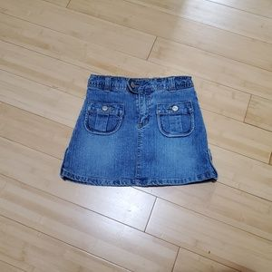 The Children's Place G's Jean Skirt